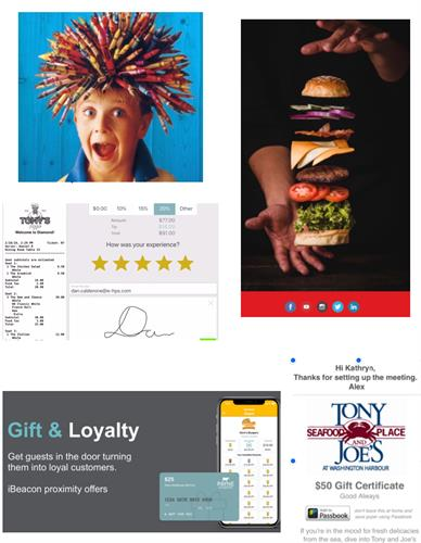 Tap into multiple customer engagement and 2 buck a day marketing the national chains prefer