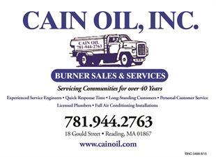 Cain Oil