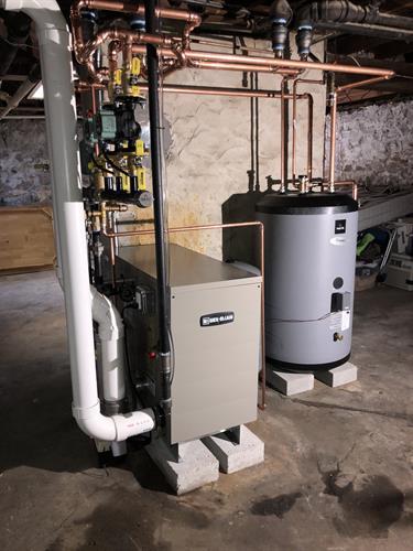 Gas Installation