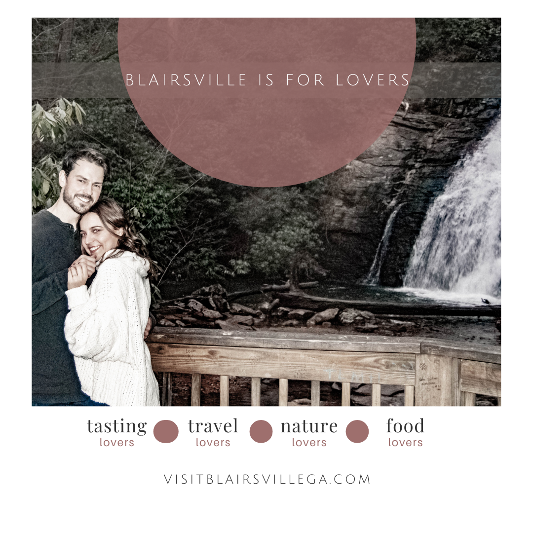 Blairsville is for Lovers