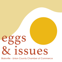 Eggs & Issues Morning Mingle