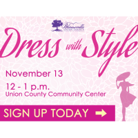 Dress With Style Fashion Show