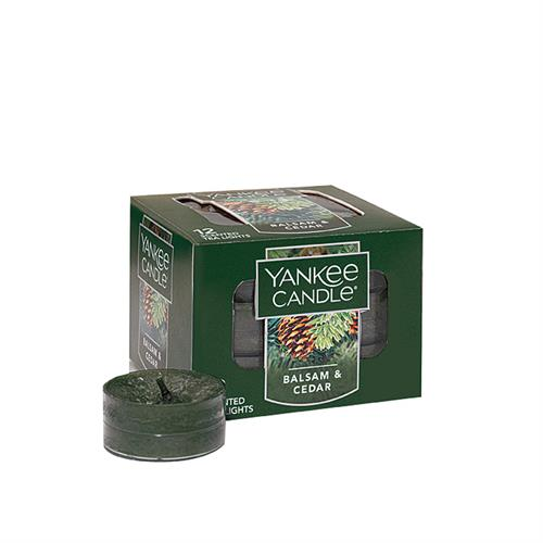 Yankee Tea Lights for the Christmas Season