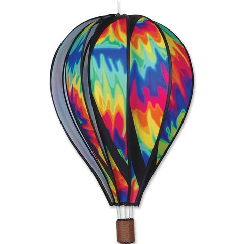 Hot Air Balloon Wind Spinner Tye Dyed
