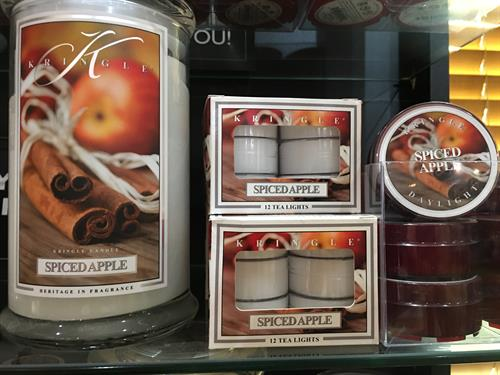Kringle Candle Tea Lights, Day Light and Large Jar, Medium Jar Candles