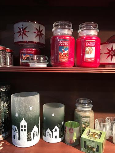 Yankee Candle and Accessories