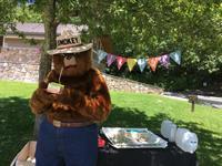 Smokey Bear's 75th Birthday Party!