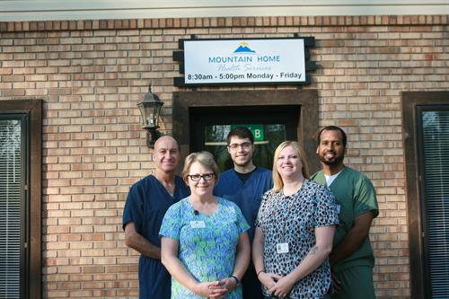 Mountain Home Health Therapy Department