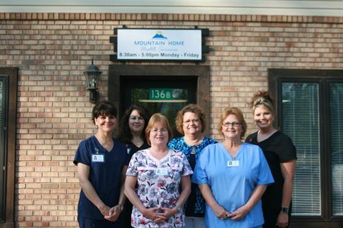Mountain Home Health Nursing Staff