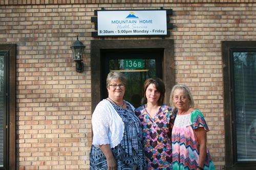 Mountain Home Health Aide Staff