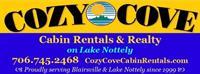 Cozy Cove Cabin Rentals