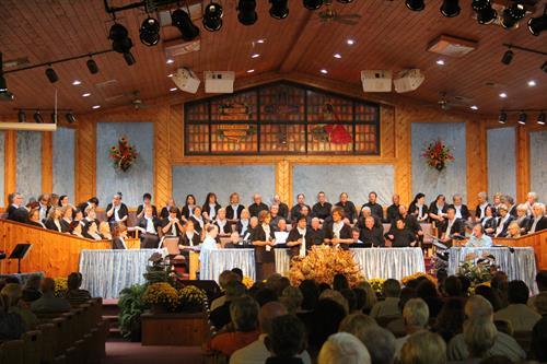 House of Prayer Church Choir