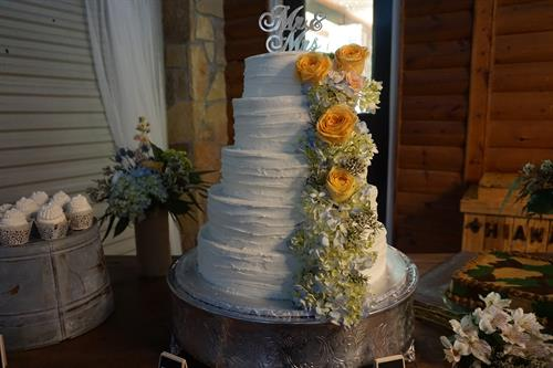 Gourmet Wedding Cakes