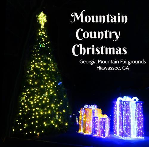 Christmas Lights Georgia 2020 Mountain Country Christmas in Lights   Nov 26, 2020   Blairsville