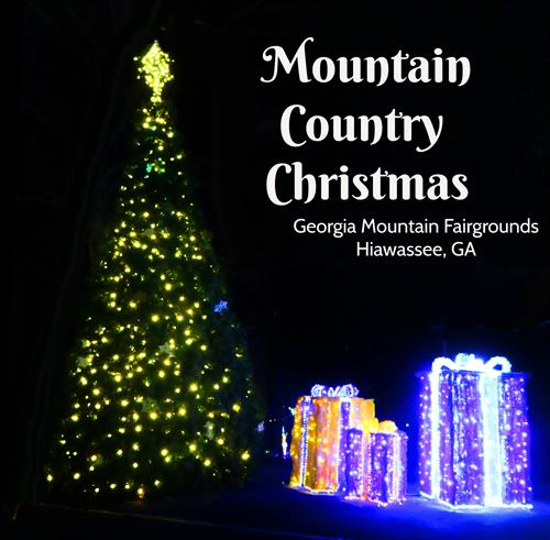 City Of Clarkesville Ga Christmas 2021 Mountain Country Christmas In Lights Nov 25 2021 Blairsville Union County Chamber Of Commerce Ga