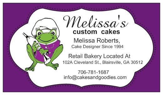 Melissa's Custom Cakes