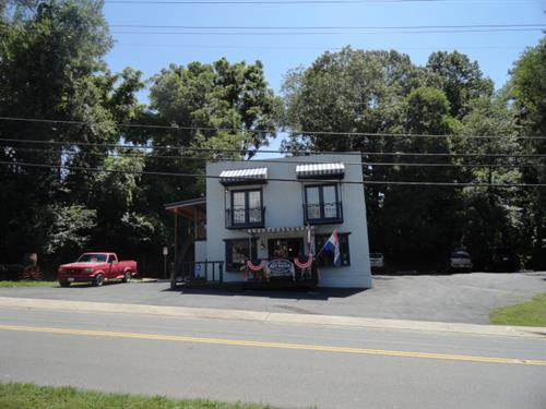 Ye Ole Antique Building For Sale!  $289,000  For sale in Hayesville NC.  Short distance from Blairsville!