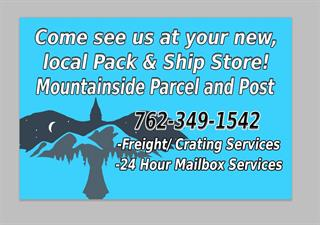 Mountainside Parcel & Post