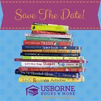 Usborne Books & More @ Suches Farmer's Market