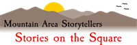 Fresh Air Stories on the Square - Storytelling in Downtown Hayesville