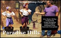 Grape Stomp Fest at Paradise Hills Winery Resort