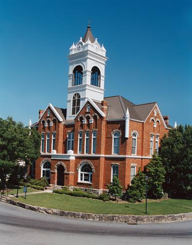 Old Courthouse on the Square