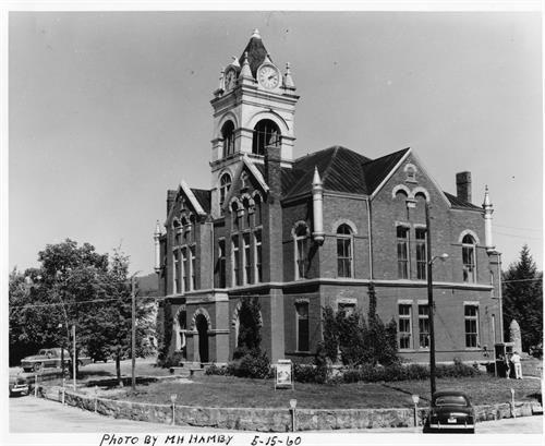 Courthouse 1940's