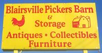 Blairsville Pickers Barn Mall and Storage