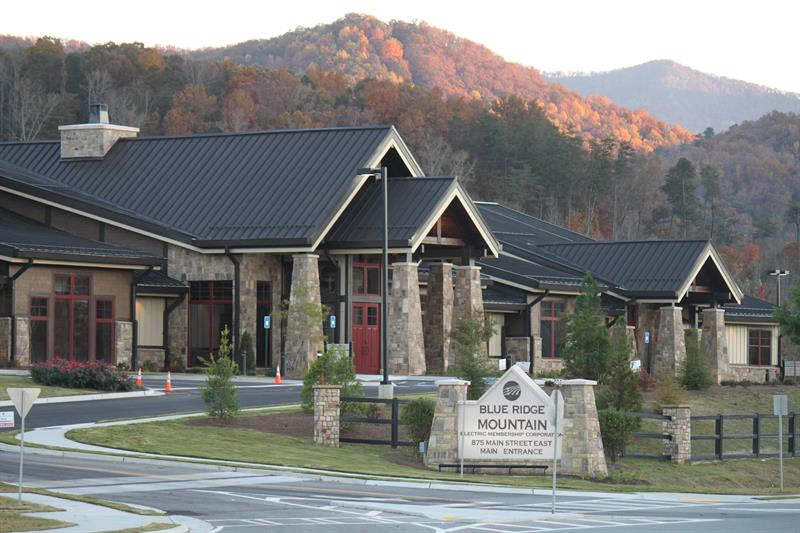 Blue Ridge Mountain EMC