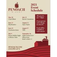 Burnin' Sensations at Penoach Winery