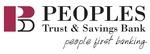 Peoples Trust & Savings Bank