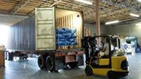 Loading for shipment