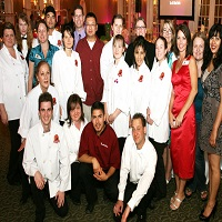 The Hannibal's Catering & Events crew