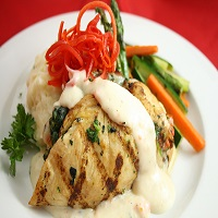 Tuscan Chicken entree