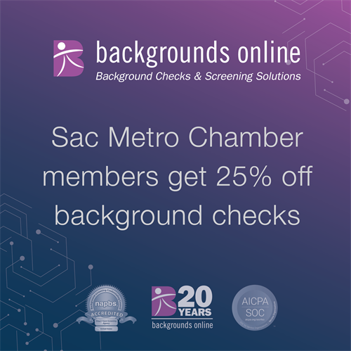 25% Discount For Metro Chamber Members
