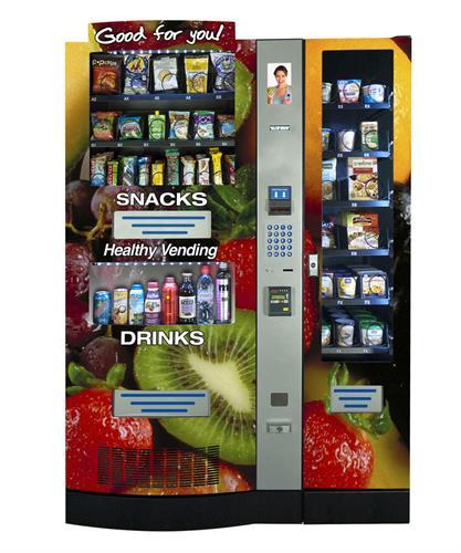 Jorom Healthy Vending Machine Font