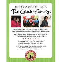 Chicken Salad Chick - Bristol