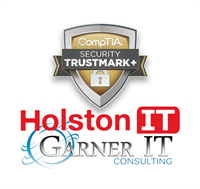 Holston and Garner IT Distinguished Among the top 0.2%: CompTIA Awards its Prestigious Security Trustmark+