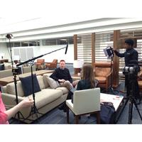 C Sharp Video Productions LLC interview testimonials on-location videography San Francisco Bay Area