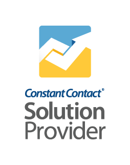 I am a Certified Constant Contact Solution Provider.