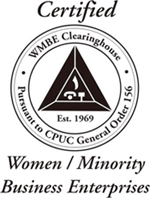 We are WMBE Certified