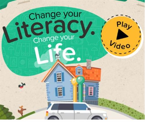 Our Financial Literacy Campaign