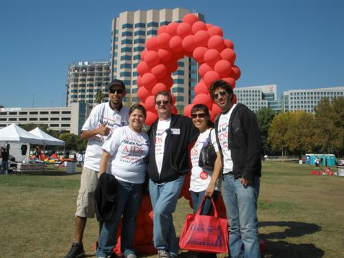 Walk for AIDS 2007