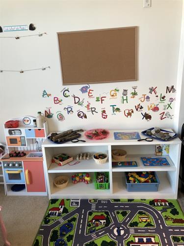All Creation Preschool Room
