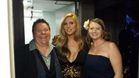Just before introducing Candis Cayne at the 2015 HRC SF Gala