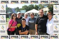 With SVNRG volunteering at San Jose Pride festival