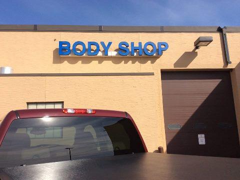 Full Service Body Shop