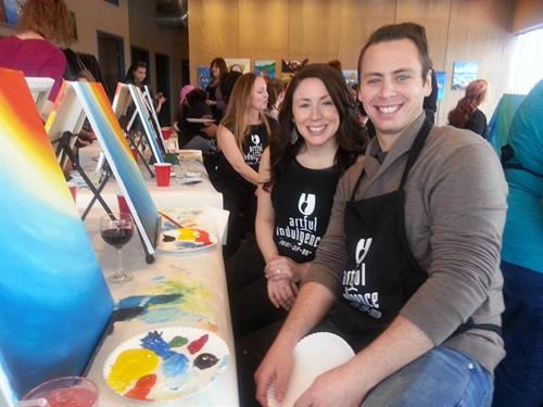 Saturday Open Matinee Painting Parties!!