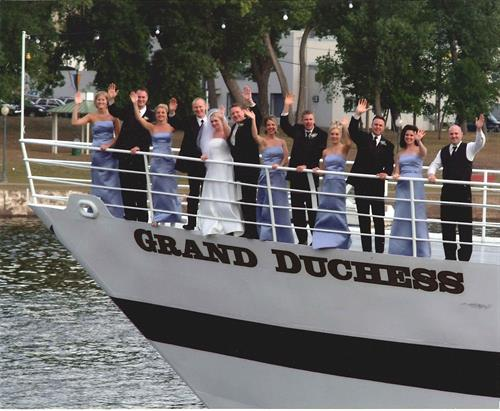 Wedding Party on the Grand Duchess