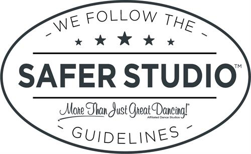 IPAC is proud to be a SAFER STUDIO!! We will be following all the guidelines to make sue we are the most sufficient and safest facility for our dancers, musicians and families!